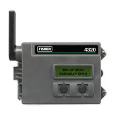 Fisher 4320 无线位置监控器