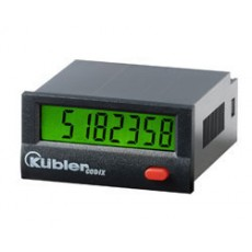 德国kubler电子式 LCD 脉冲计数