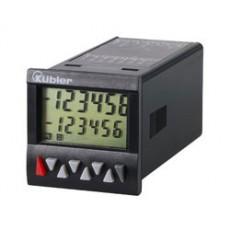 德国kubler 电子式 LCD 预置型计数器