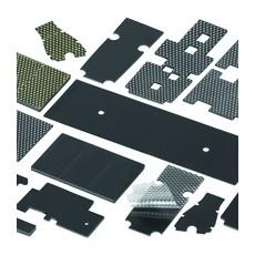 Fischer Elektronik导热箔在一侧粘合