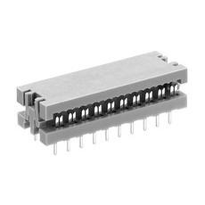 Fischer Elektronik连接器母座