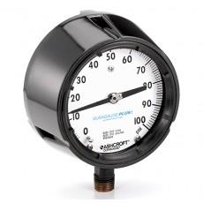 1279 Duragauge® 安全型弹簧管压力表