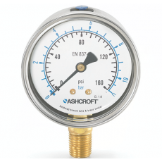 ASHCROFT  8008A压力表