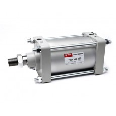 YPC气缸,拉杆缸YCM系列