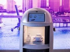 服务行业中的机器人,接管人类不喜欢做的工作