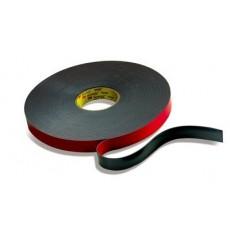 3M VHB 双面胶带, 5958FR, 黑色