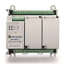 美国AB PLC Micro820可编程逻辑控制器系统