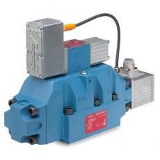 moog电磁阀,先导式液压分配器,比例,大流量
