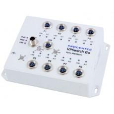 PROCENTEC管理型以太网交换机124-300820A