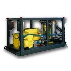 TIEFENBACH高压泵HFA液压设备的工作面供给系统