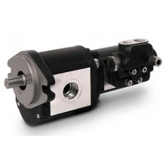 CASAPPA齿轮液压泵,电动液压POLARIS PL