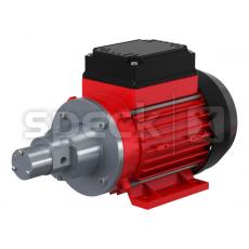speck齿轮泵适用于高压应用,特别是对于粘性流体