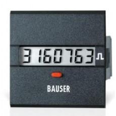 BAUSER数字时间和脉冲计数器38X1