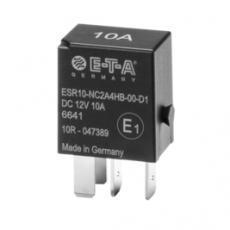 E-T-A固态继电器ESR10