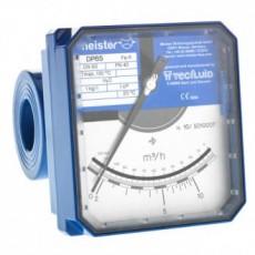meister阻尼流量计DP-65,用于液体介质