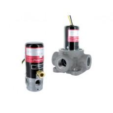 Humphrey气动电磁阀,直接作用和先导控制