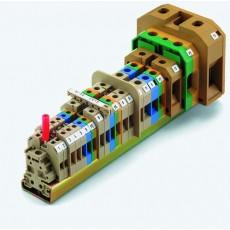 Weidmuller螺钉式接线端子SAK SERIES