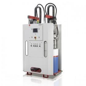 德国DOPAG活塞配混料机,用于电子工业,硅胶,高精度