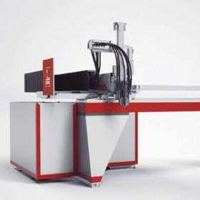 德国DOPAG直角坐标机器人,3轴,用于定量,高精度