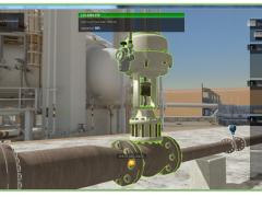 艾默生虚拟现实技术帮助提高员工安全性和培训水平
