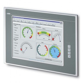 LENZE触摸屏显示器分散式IPC解决方案
