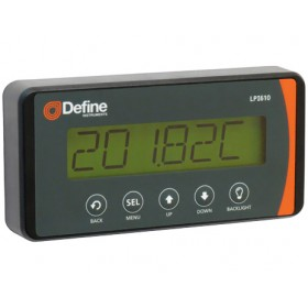Define表面贴装显示器LPI610系列