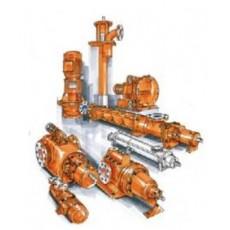 ALLWEILER螺杆泵用于泵送油或其他润滑液体