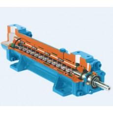 IMO三螺杆泵用于为液压机械提供动力