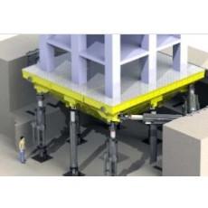MTS 土木工程系统地震模拟器(振动台)