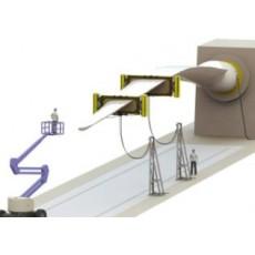 MTS 能源产业系统 风机叶片疲劳测试系统