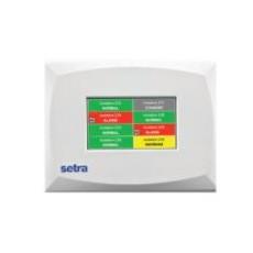 SETRA多房间状态监控站MRMS