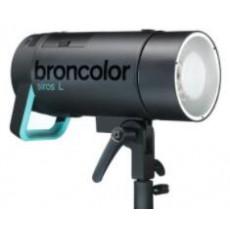 BRONCOLOR紧凑型电池供电闪光灯