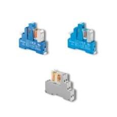FINDER继电器接口模块 48系列