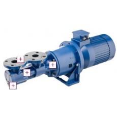 KRAL螺杆泵 L系列