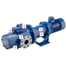 KRAL螺杆泵 C系列