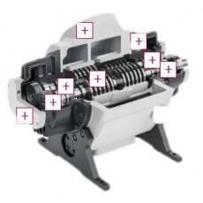 KRAL螺杆泵 Z系列