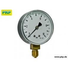 PKP波登管压力表 - 迷你