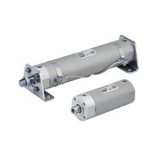 SMC短小型气缸